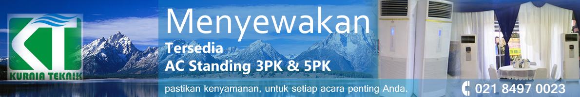 Rental AC Di Bekasi